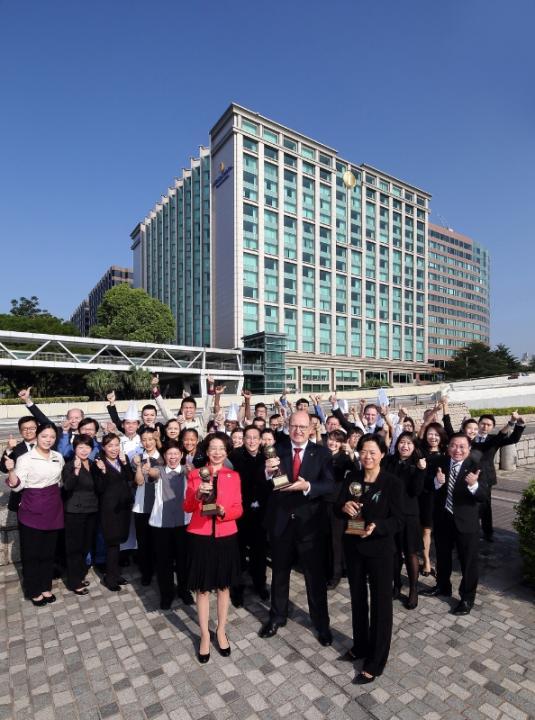 Hotel InterContinental Grand Stanford Hong Kong wybrany najlepszym luksusowym hotelem biznesowym na świecie