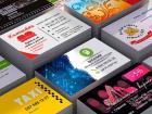 Российская фирма «Победа» стала нуждаться в спонсорском изготовлении визитных карточек