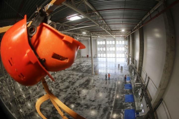 «А плюс девелопмент» построит крупнейший в России коммерческий склад