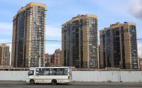Ленинградская область стала лидером по строительству жилья среди регионов