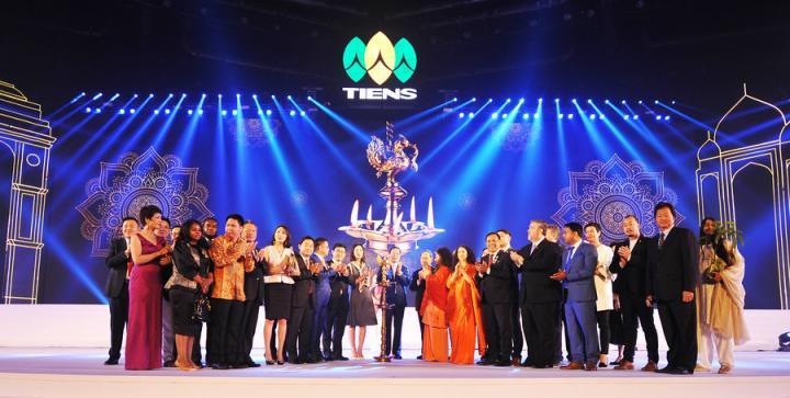 Tiens расширяет присутствие в Индии и отмечает 22-летие компании в Нью-Дели