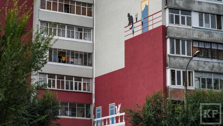 Казань с большим отрывом стала лидером по росту цен на жилую недвижимость