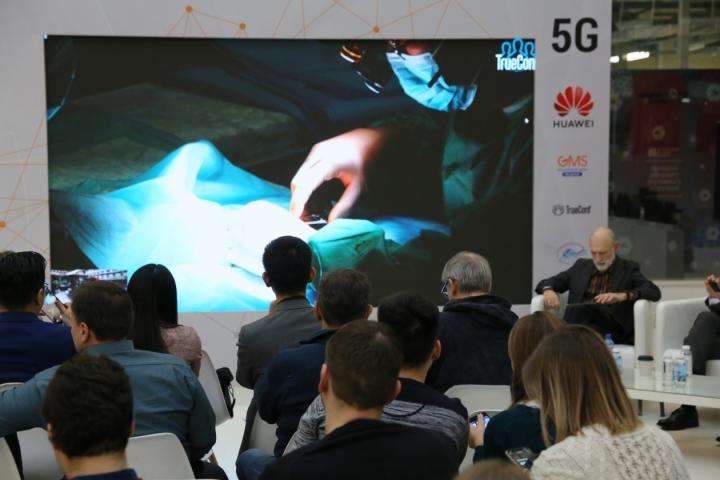 В России проведены первые хирургические операции с использованием сети 5G Билайн