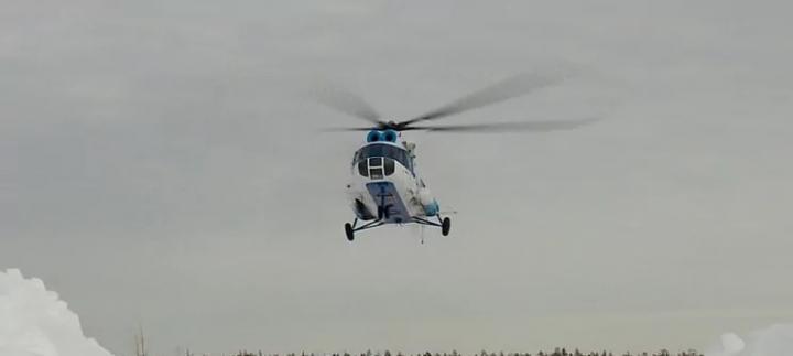 Новое медицинское оборудование появилось в Ямальских вертолетах санавиации