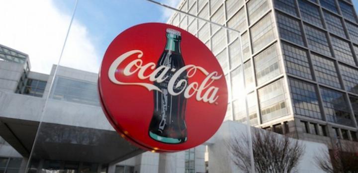 В первом квартале 2019 года Coca-Cola увеличила выручку на 6%