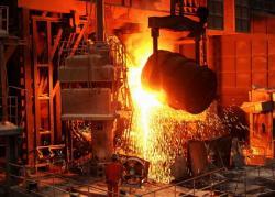 Китай продолжает увеличивать производство стали