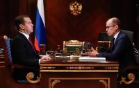 Медведев заявил, что диагностическое оборудование в медучреждениях надо менять раз в 10 лет