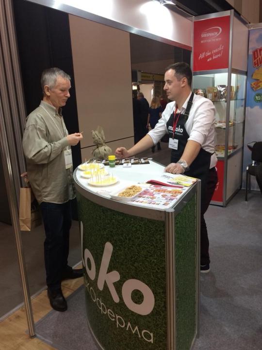 В международных выставках эко-продукции приняли участие Омские предприниматели