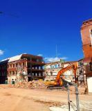 Демонтаж зданий и сооружений-компания Техоптимум.