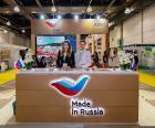Российские предприятия демонстрируют продукцию деревообработки на выставке в Шанхае