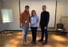 Смерфит Каппа Россия получила награду HEINEKEN за высокий уровень сервиса при подготовке к запуску новых продуктов
