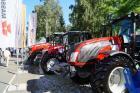 Тракторы Massey Ferguson и Valtra представили на выставке-ярмарке «АгроОмск – 2018»