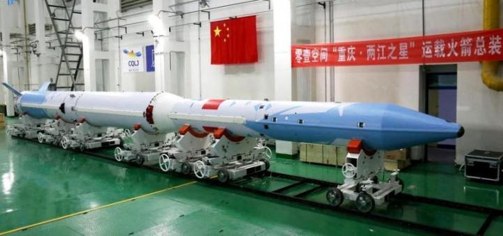 Частный бизнес КНР выходит на рынок космических услуг