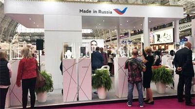 Российские ювелиры впервые за 166 лет участвуют в выставке в Лондоне