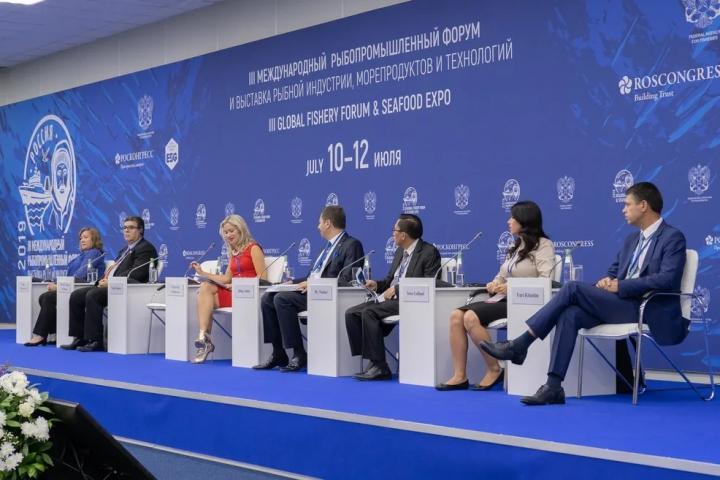 SEAFOOD EXPO RUSSIA 2019: в будущем товарное рыбоводство превзойдет объемы промыслового рыболовства