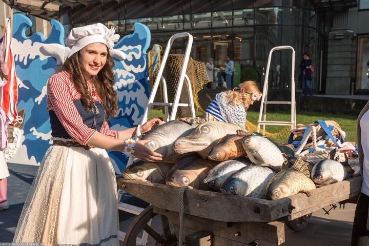 В честь дня рыбака в Санкт-Петербурге пройдет городской праздник-фестиваль русской рыбы