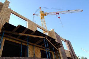 В первом полугодии 2017-го в Калуге отмечен рост ввода жилья