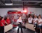 Блогеры-электрики встретились на первом «Сражении под напряжением»