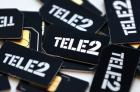 Сайт оператора Теле 2
