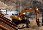 Компания Техоптимум-разработка котлована и вывоз грунта.