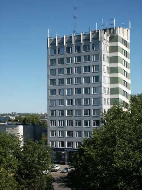 Начальная цена продажи «Башгипронефтехима» повысилась до 554 млн рублей