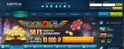 Прохождение регистрации и вход в азартное заведение АзартПлей