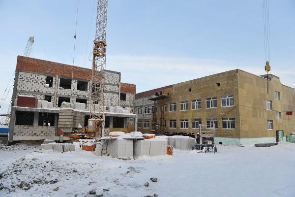 На севере Казахстана хотят наладить производство стройматериалов