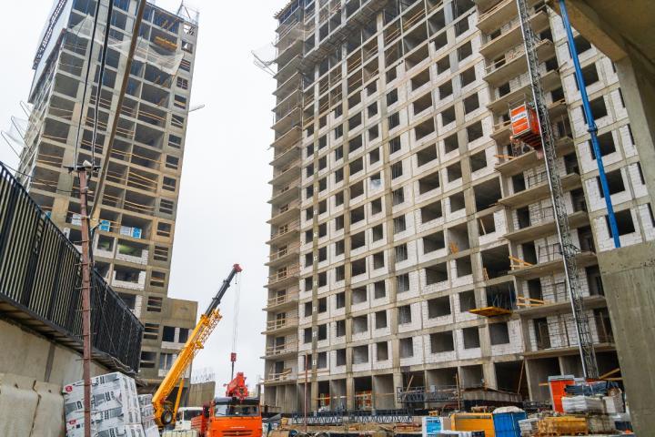 «СМУ-6 Инвестиции»: Высокие темпы строительства второй очереди ЖК «Любовь и голуби»