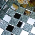 Как продлить эксплуатационный срок плитки-мозаики с зеркальной поверхностью?