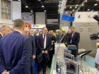 Делан продемонстрировал Газпрому материалы по импортозамещению