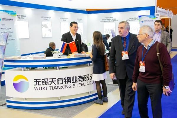 Китай представит на «Металл-Экспо'2019» продукцию черной и цветной металлургии