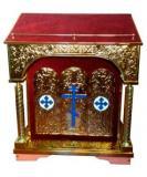 Изготовление иконостасов, икон, куполов храмов, колоколов