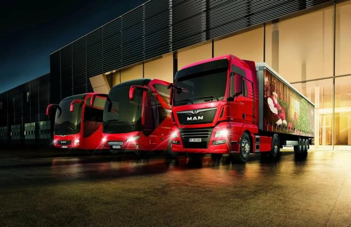 Новое поколение грузовых автомобилей от МАN Тruck and Bus