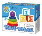 Новые игры из серии «Учись, играя» - Maxi-пазлы