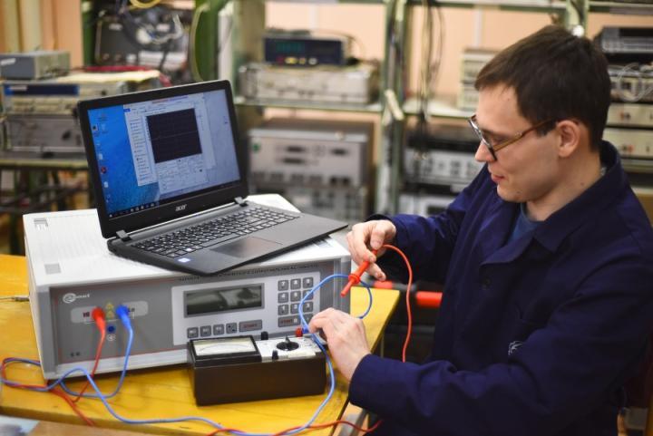 В службе метрологии «Златмаш» введено в эксплуатацию новое оборудование
