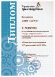 НПФ «КРУГ» – победитель рейтинга ИТ-компаний в номинации «АСУ ТП»