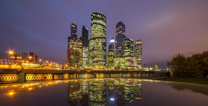 Какие офисные центры построят в Москве в 2019 году
