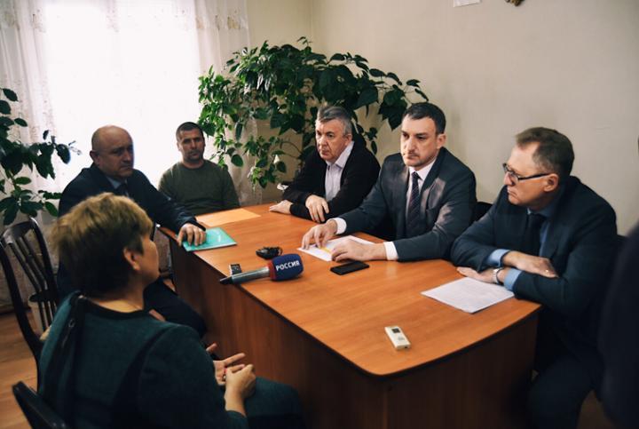 Развитие сельского хозяйства, социальные вопросы: губернатор Приамурья работал в Серышевском районе