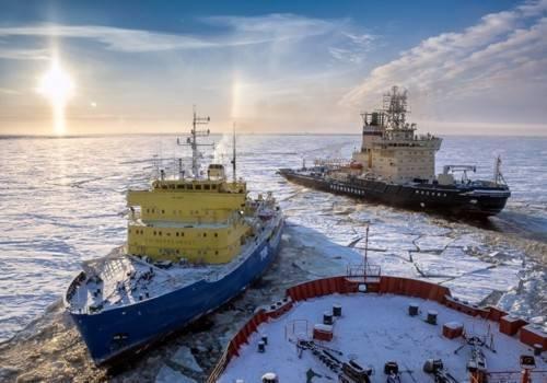 Годовой объем грузоперевозок по Севморпути вырос до 19,7 млн тонн