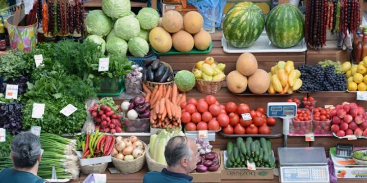 В Воронежской области продукты питания в июне подешевели на 0,5%