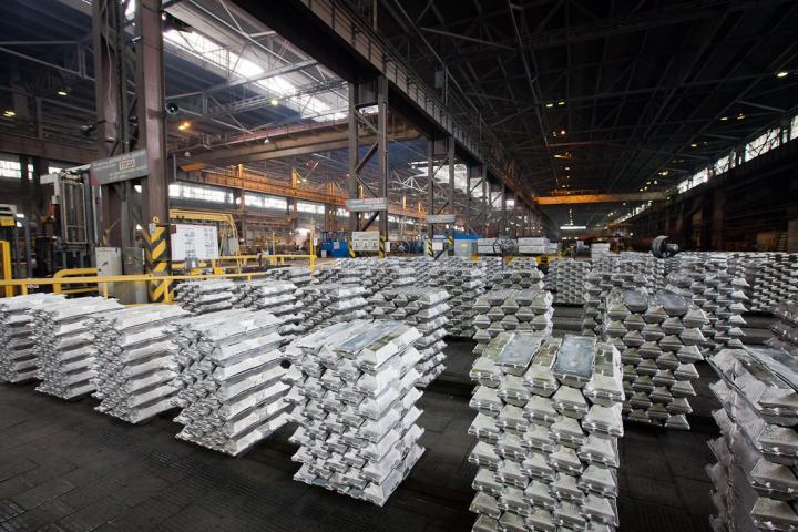 Казахстан: Выпуск алюминия ушёл в минус на 9%