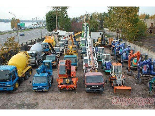 Продажи дорожно-строительной техники выросли на 60%
