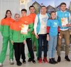 Команда Союза молодежи ПАО «Химпром» заняла 1 место в соревнованиях по плаванию «Я волна» в республиканском спортивном фестивале Советов работающей молодежи Чувашской Республики.