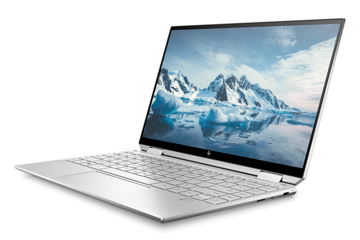 HP представила ноутбуки Spectre x360 13