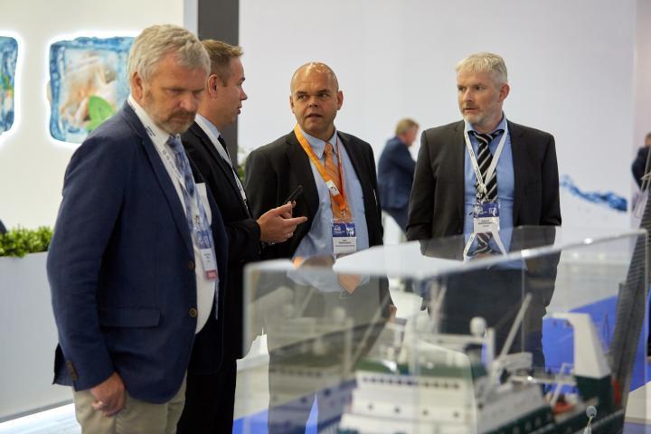 В Seafood Expo Russia 2019 примут участие мировые лидеры судостроения и судоремонта