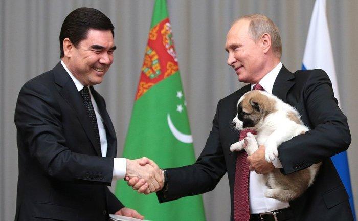 Начался новый виток нефтегазового партнёрства Ашхабада и Москвы