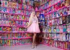 Россиянка собрала самую большую коллекцию кукол Барби