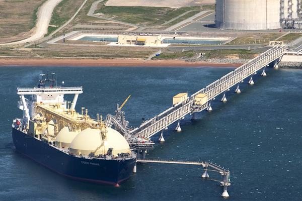 """""""Газпром"""" проиграл тендер на поставку СПГ в Пакистан"""