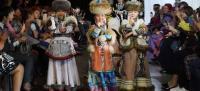 Дизайнер из Киргизии стала лучшей на байкальском «Этноподиуме»
