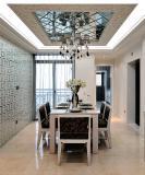 Как организовать зеркальный потолок в современном интерьере?